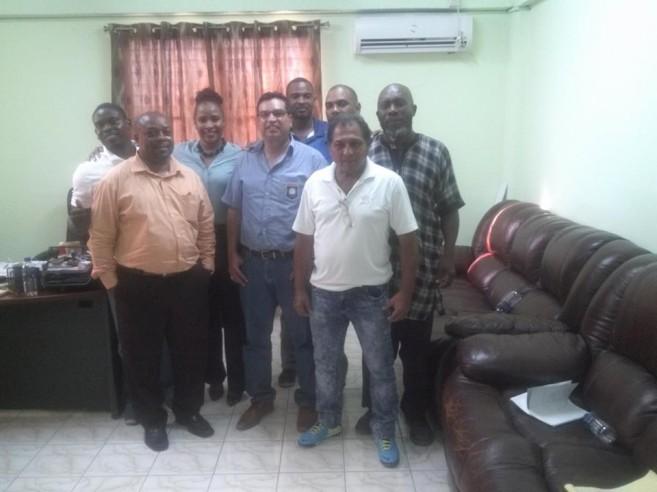 FFB Executive Body Team