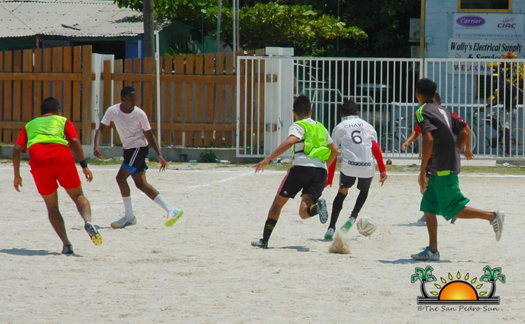 Football Marathon Fundraiser for Almendarez-3