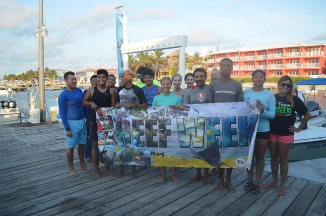 Opening of Reef Week Race (2)