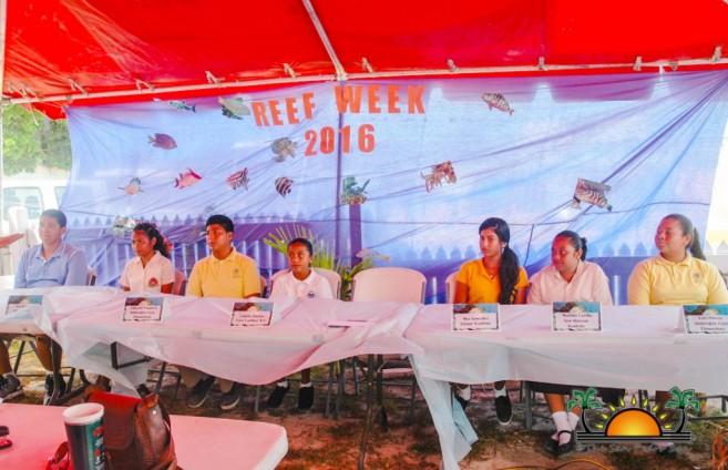 Reef Week Primary School Trivia Contes-1