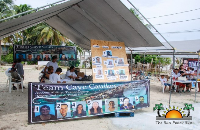 Enelda Rosado Caye Caulker Elections Chairperson-9