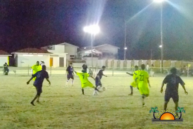 Innter Office Football Tournament First Round-1
