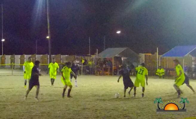 Innter Office Football Tournament First Round-2