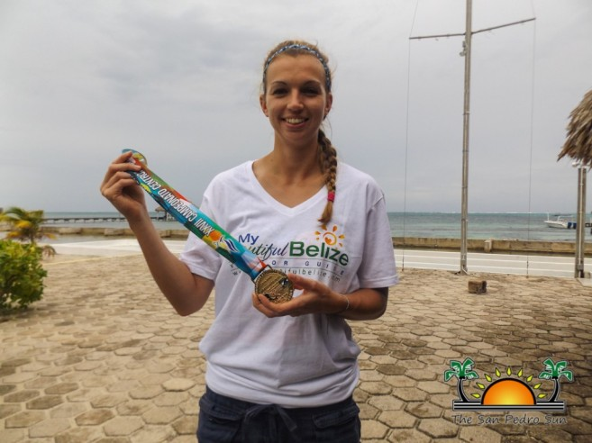 Katy Sealy Belize Olympics Representative-1