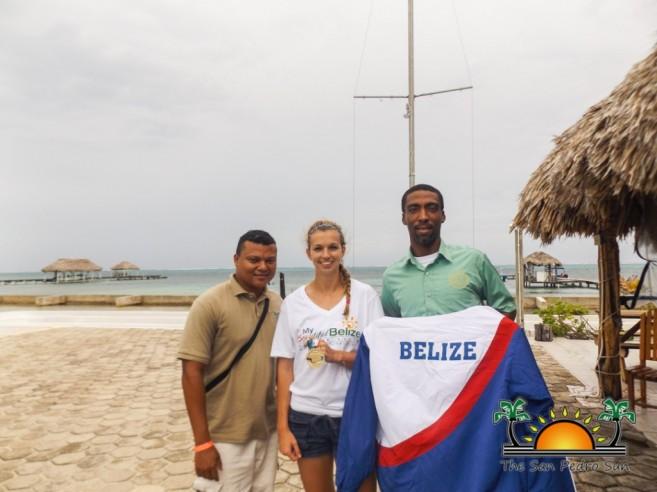 Katy Sealy Belize Olympics Representative-3