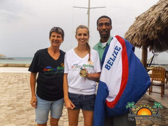 Katy Sealy Belize Olympics Representative-4