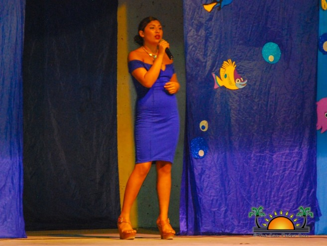 Lindsey Williams wins Miss Chiquitita 2016-16