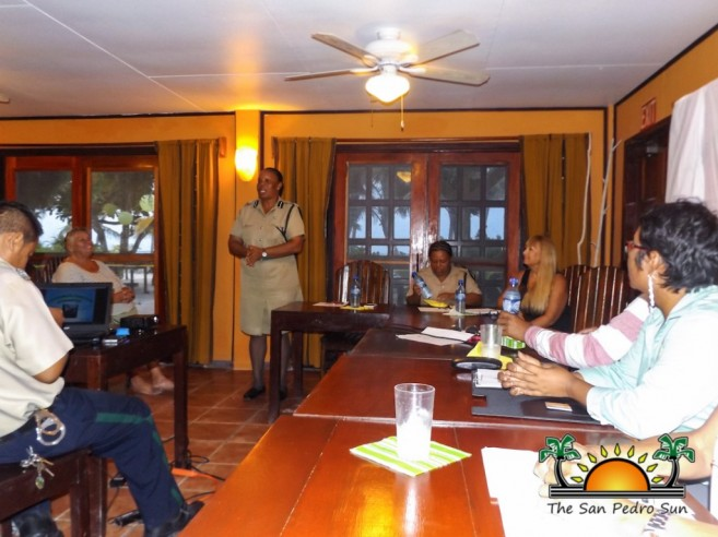 People Coalition Meeting North Ambergris Caye-3