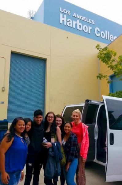SPHS Students return from Exhange Program-3