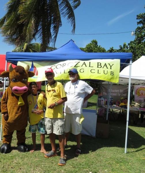 2016 Corozal Bay Sailing Regatta (3)