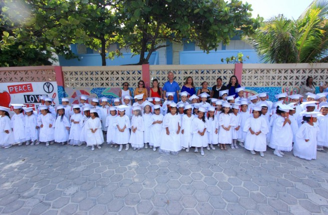 25 ABC Preschool Group Picture