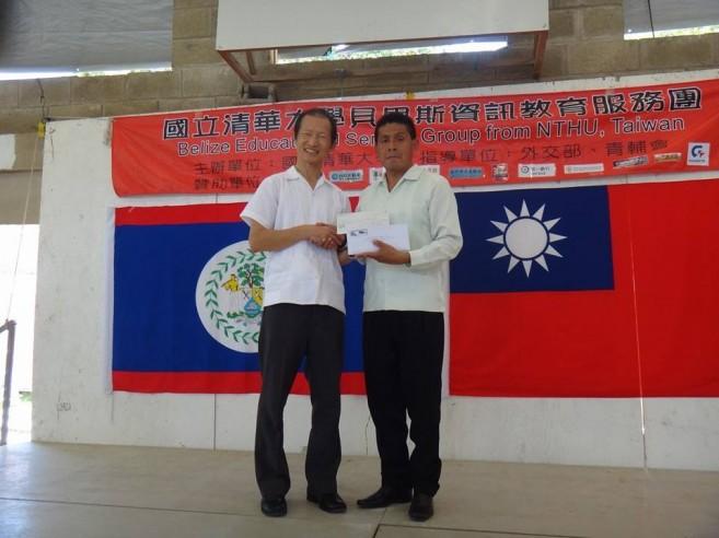28 Taiwan donates to FCD - 2