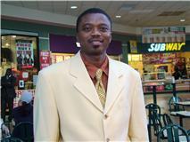 Pastor Llewellyn Lucas