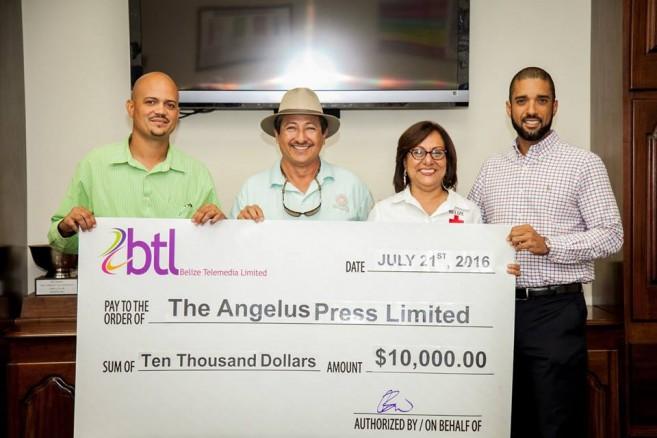 30 BTL donates to fire victims