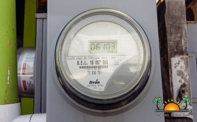 BEL Electricity Rates Increase-1
