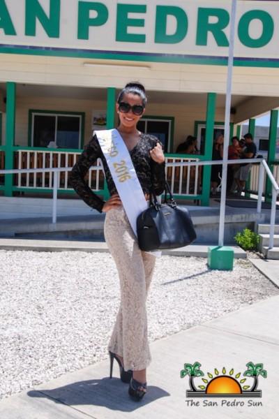 Belize Guatemala Honduras Mexico Costa Maya Pageant Maya Island Air-1