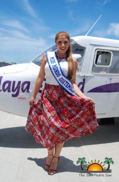 Belize Guatemala Honduras Mexico Costa Maya Pageant Maya Island Air-5