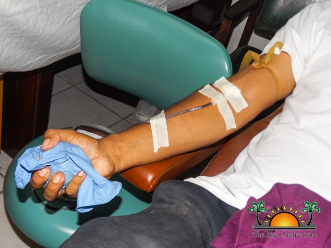 Cancer Society Blood Drive-2