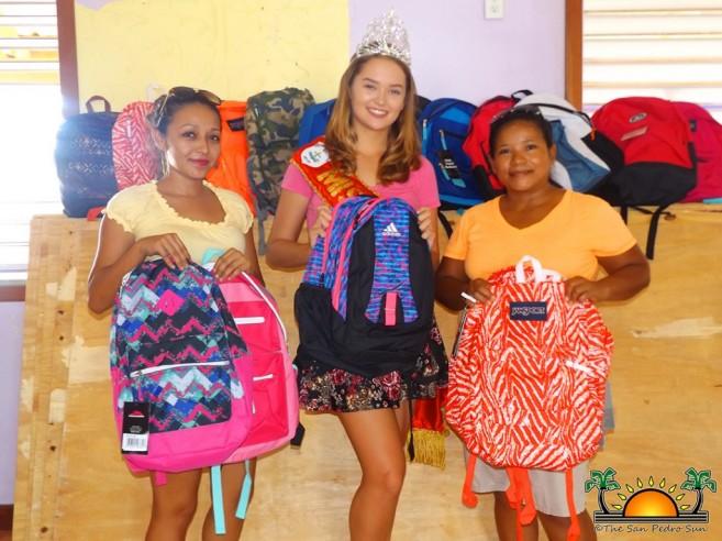 Miss SPHS Faith Noel Palapa Donation-2