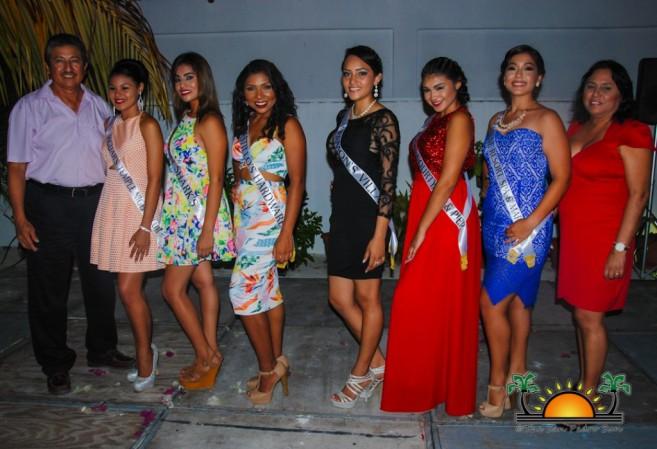 Miss San Pedro 2016-2017 Sashing Ceremony-13
