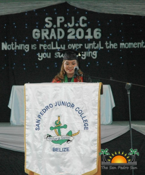 San Pedro Junior College 2016 Graduation-2
