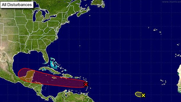 31 Tropical Wave -2