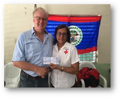 34 Norwegian Cruise Line donates to Hurricane victims