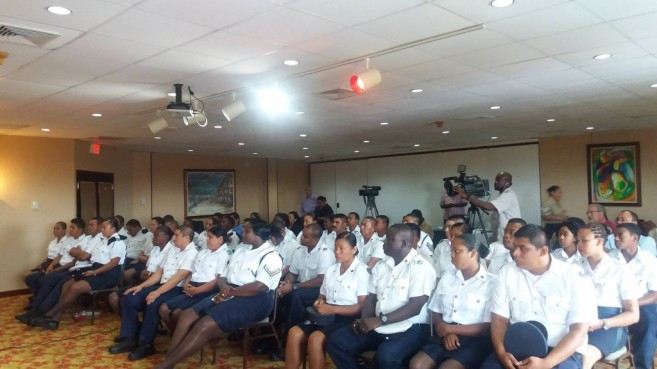 34 Police officers complete GREAT Program -1