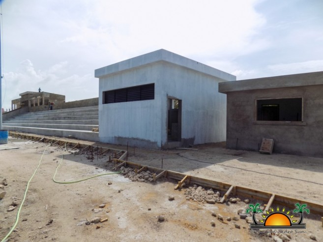 Ambergris Stadium near completion-4