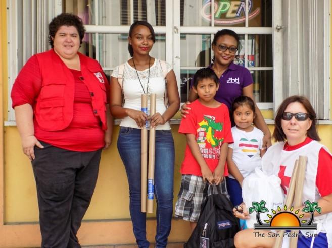 BTL Distributes School Supplies Fire Victims-2