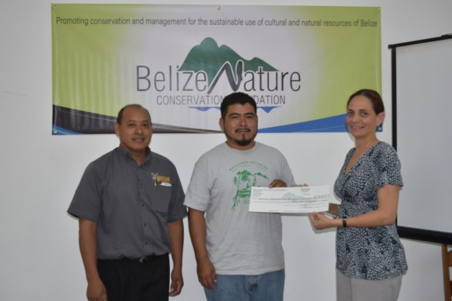 Grants for Protected Area Conservation (1)