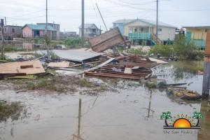 Hurricane Earl Category 1 Ambergris Caye Caulker-15
