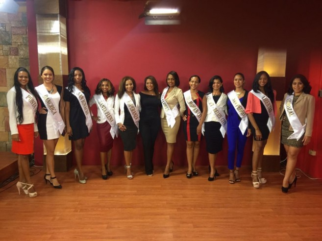 Miss Belize Universe