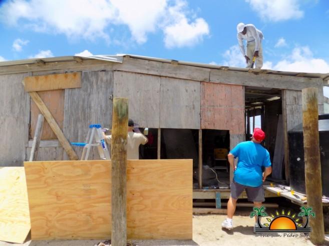 Volunteers help rebuild San Mateo-3