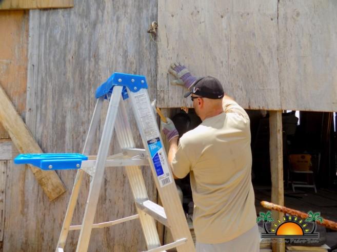 Volunteers help rebuild San Mateo-4