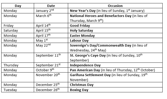 38-holiday-schedule
