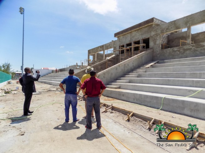 Ambergris Stadium Concacaf Inspection-5