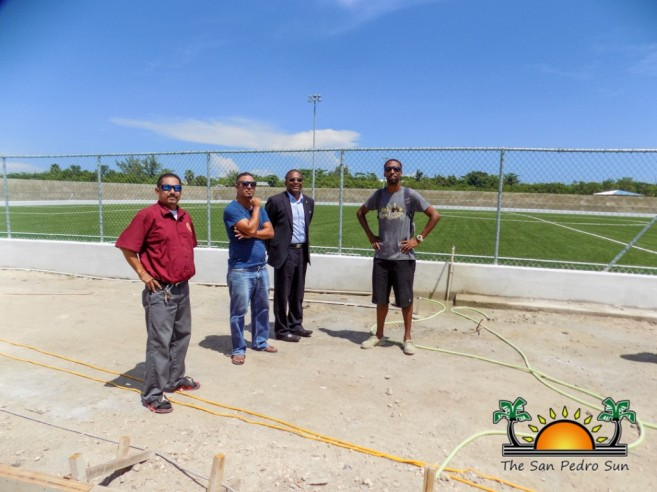 Ambergris Stadium Concacaf Inspection-6
