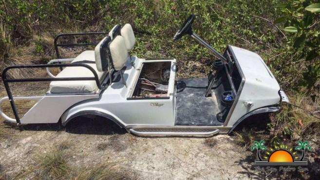 stolen-golf-cart-ambergris-caye-1