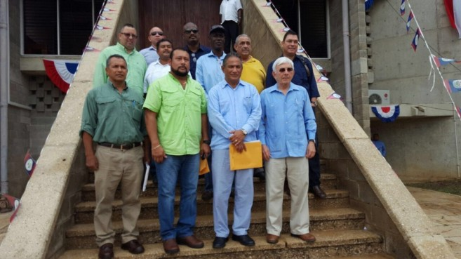 PUP members present assets and liabilities to Integrity Commission