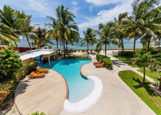 what s new belize it vacation rentals the san pedro sun