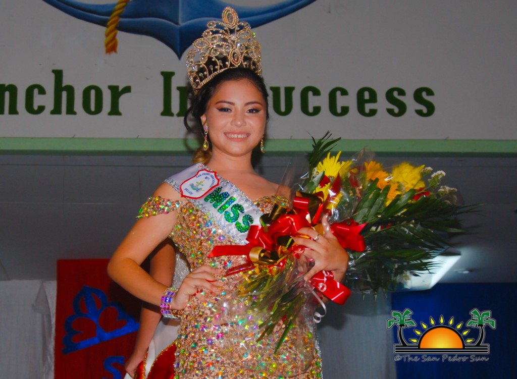 Maryurit Triminio Crowned Miss Sphs 2017 2018 The San