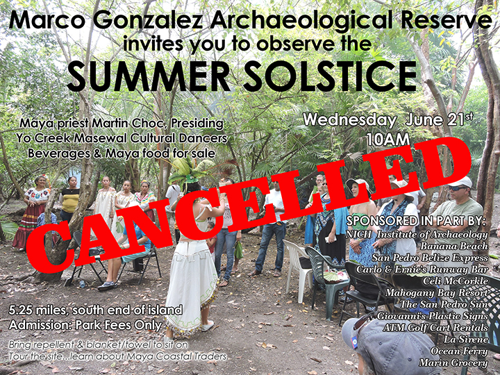 Marco Gonzalez Summer Solstice Event Cancelled for 2017 - The San Pedro Sun