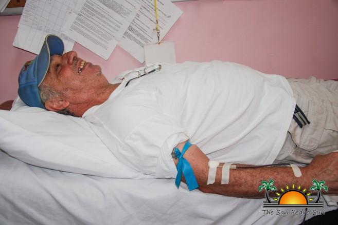 Belize medication blood