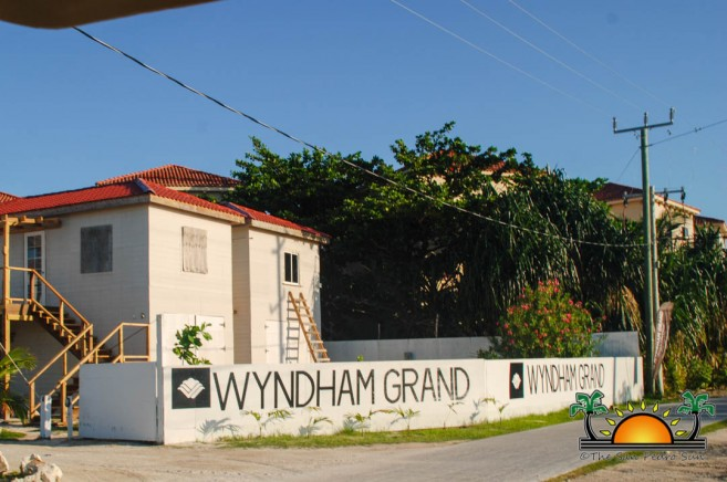 Wyndham Hotel Group representative gives update on Ambergris