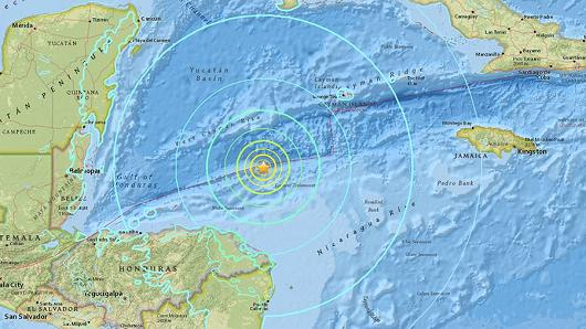 Tsunami Warning Mobilizes Belize Emergency Response
