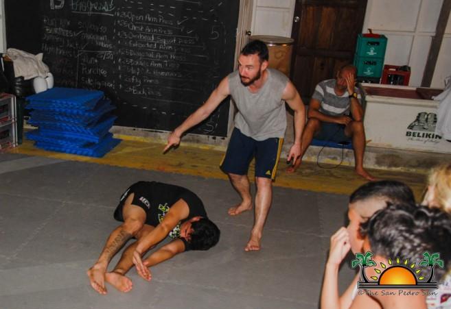 Martin Dawson and Primmates Fighting Club from Mexico host MMA