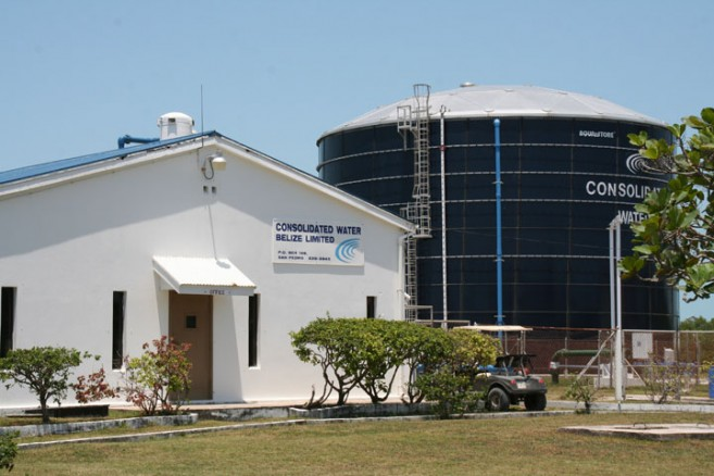 Consolidated Water Belize Limited