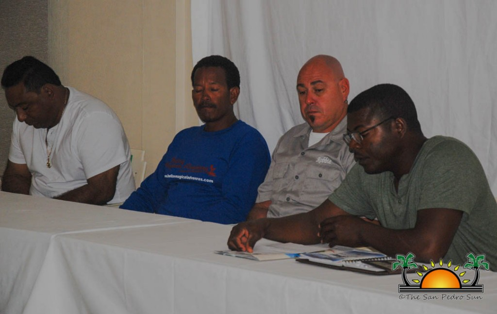 San Pedro Tour Operators host first meeting of the year ...