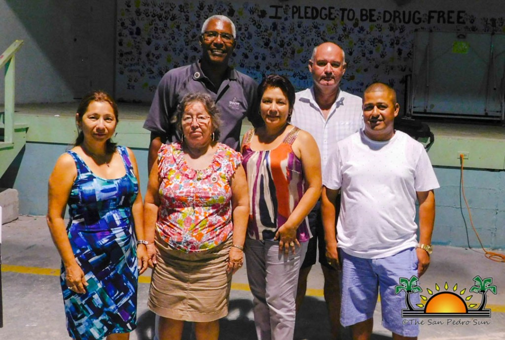 San Pedro Chapter Of Justices Of The Peace Elect New Board